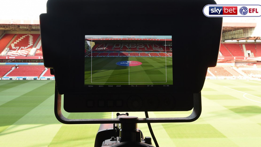 EFL clubs are in outrage over the league's new TV rights deal. TWITTER