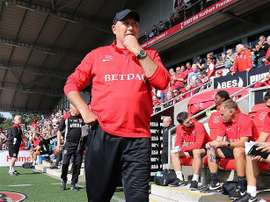 Slade has been sacked by Charlton. CAFC