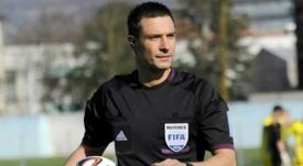 Slavko Vincic é detido. EFE