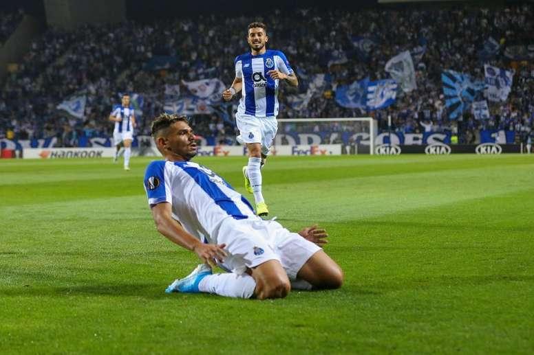 Así fue el resto de la jornada de Europa League. FCPorto