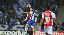Braga - Porto: onzes iniciais confirmados. Twitter/FCPorto