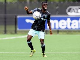 Solomon Bonnah pourrait quitter l'Ajax. AjaxFC