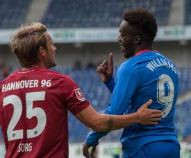 El Hannover 96 se impuso 2-0 al Athletic. Athletic