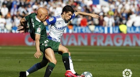 El Zaragoza derrotó al Dépor. LaLiga