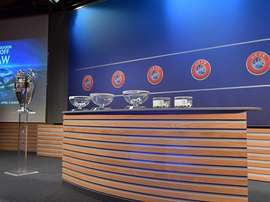 The Champions League qualifying round has been drawn. UEFA
