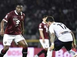 Une équipe espagnole prête à chiper Meïté à Crystal Palace. TorinoFC