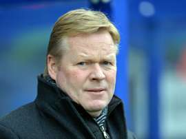 Southampton manager Ronald Koeman pictured ahead of the English Premier League match against Queens Park Rangers at Loftus Road Stadium in west London, on February 7.