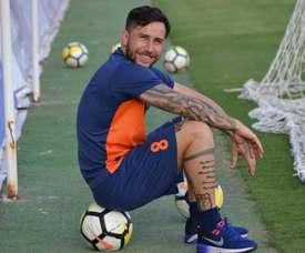 Sport anuncia a contratação do meia argentino Jonatan Gomez. Arquivo Pessoal