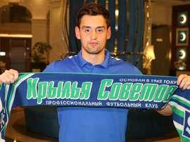 Srdjan Mijailovic llega libre al Krylya Sovetov, procedente del Kayserispor turco. FCKSSamara