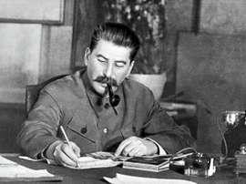 Stalin y su relación con el fútbol.