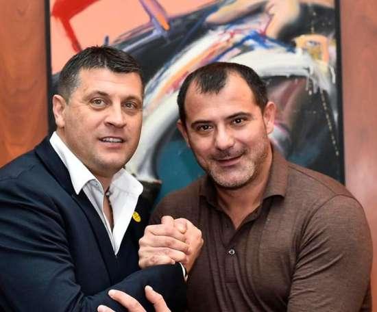 Stankovic nouvel entraîneur. FKCrvenaZvezda