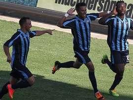 Ohawuchi militó anteriormente en el Silema Wanderers y en el Atlético Baleares. UEFA