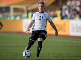 Stefaniak jugará en el Wolfsburgo hasta junio de 2022. Wolfsburg