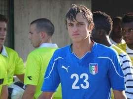 Beltrame veut vêtir à nouveau le maillot de la Juve. AFP