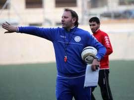 Stefano Cusin, DT del Ah-Ahli.