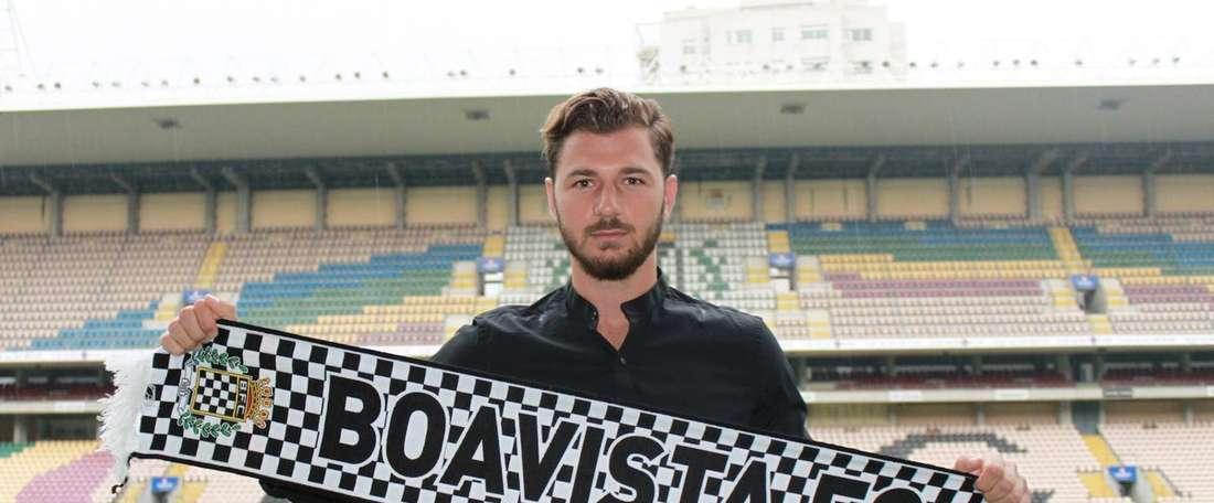 Stéphane Sparagna quitte l'OM pour rejoindre Boavista. BoavistaFC