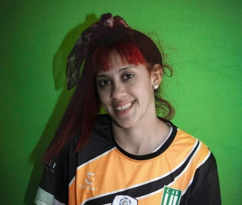 Primeiro caso positivo no futebol argentino. Twitter/ExcursioOficial