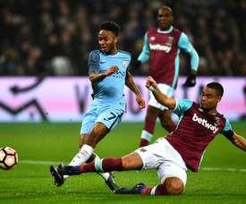 El Manchester City arrolló al West Ham en el primer partido de la tercera ronda de la FA. WHUFC