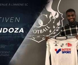 Stiven Mendoza ya es del Amiens. Amiens