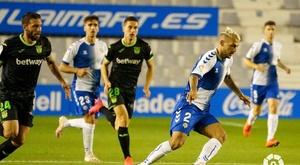 El Sabadell derrotó al Leganés. LaLiga