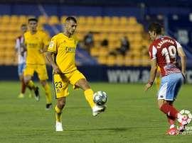 Alcorcón y Lugo empataron. LaLiga