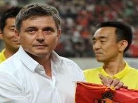 Stojkovic, actuel entraîneur de Guangzhou R&F, en Chine