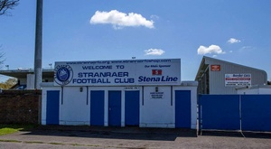 Stranraer respond to match-day trouble. Twitter/StranraerFC