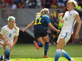 Suecia sorprendió a todos eliminando a Estados Unidos en los Juegos Olímpicos. NoticiasCaracol