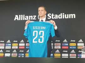 Wojciech Szczesny is aiming for Champions League glory after joining Juventus. JuventusFC