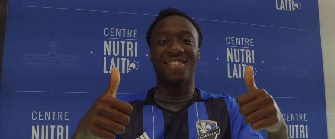 Barcelona sign Montreal Impact youngster Ballou Tabla. Youtube