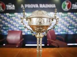 Vai mesmo haver final da Taça este domingo. FPF