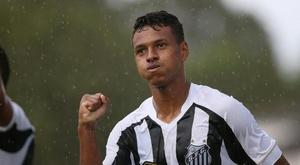 Barça e Santos entram em guerra por Tailson. FCSantos