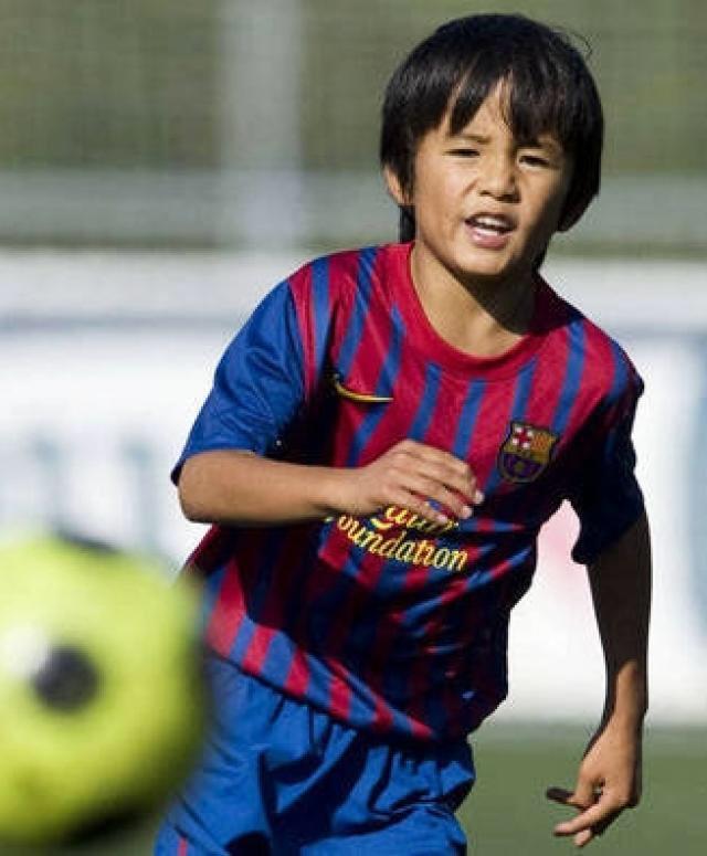 Takefusa Kubo debuta con el Sub 18 del Tokio FC. Twitter
