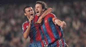 O capitão do Barça que poderia ter construído sua carreira no Real Madrid. EFE