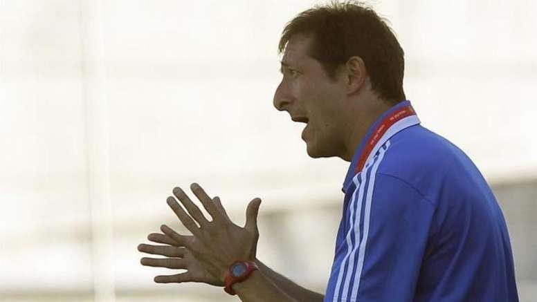 Ramis es el nuevo entrenador del Tenerife. EFE