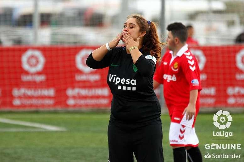 Tamara Jiménez ficha por Grupo Telepizza. LaLigaGenuine