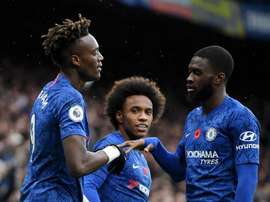 Chelsea were deserved winners. ChelseaFC