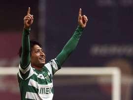 Tanaka, del Sporting de Lisboa, vuelve al Kashiwa Reysol. Twitter