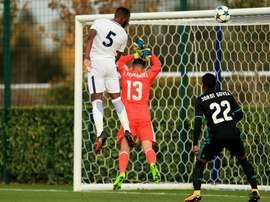 El Tottenham venció 3-2 ante el Madrid. Tottenham
