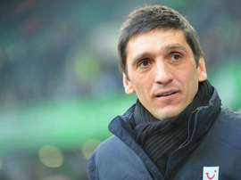 Tayfun deja de ser técnico del Kaiserslautern. DFB