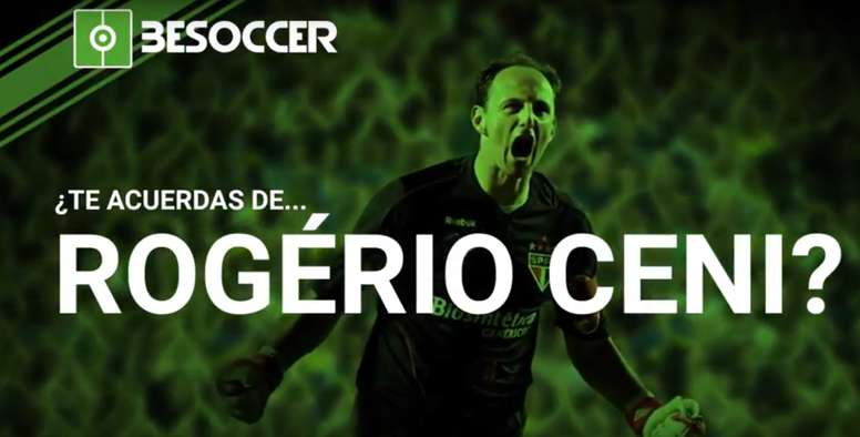 Do you remember Rogerio Ceni? BeSoccer