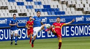 El Oviedo le ganó a Las Palmas. LaLiga
