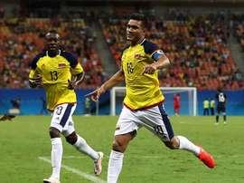 Colombia ha conseguido la clasificación para la siguiente ronda. FIFA