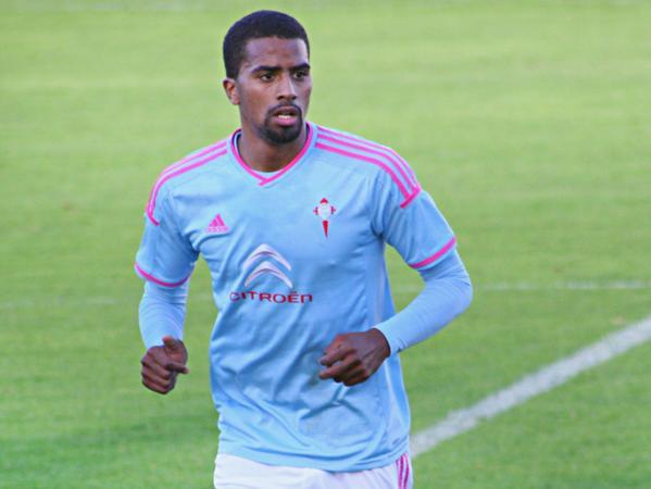 Thaylor Lubanzadio, ex del Celta, es el nuevo jugador del Eibar. Twitter
