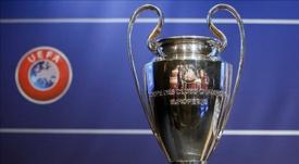 Ya tenemos los 16 clasificados para octavos de Champions 18-19. EFE