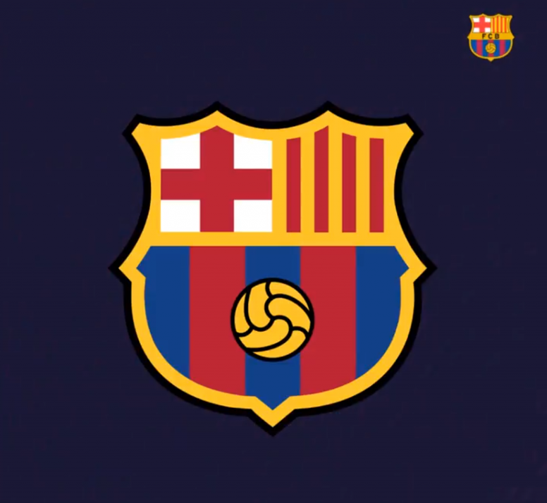 barcelona submit badge change proposal besoccer barcelona submit badge change proposal