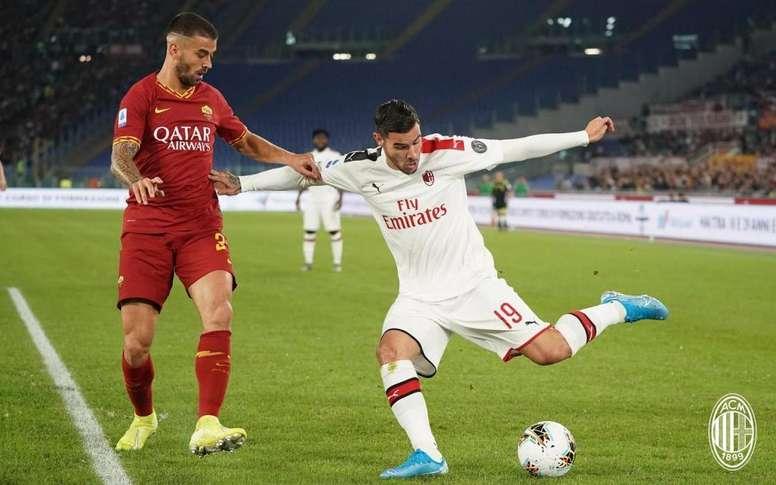 'Rejoindre Lucas un jour'. Goal