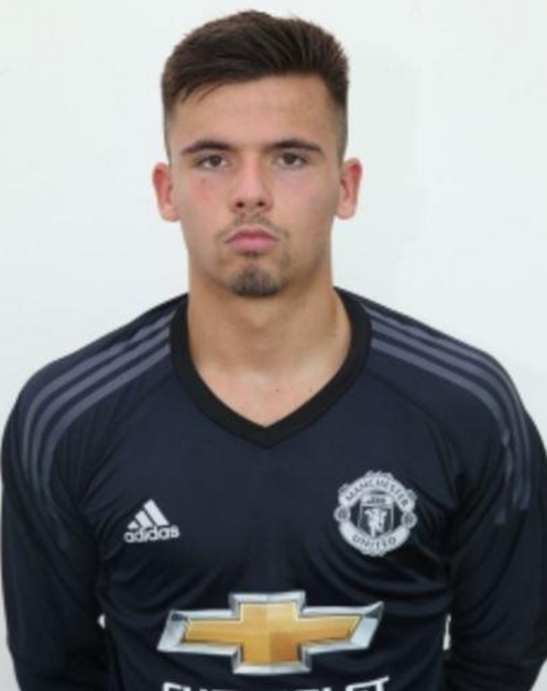 United have signed the highly rated young goalkeeper. ManUtd