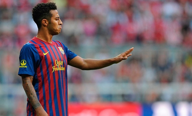 Rodgers: I tried to sign Thiago while at Liverpool - BeSoccer