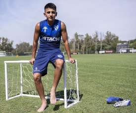 Thiago Almada could sign for Man City. Velez